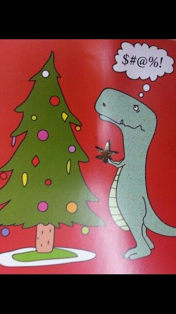 T-rex Christmas tree | LOL.Christmas | Pinterest | Christmas tree
