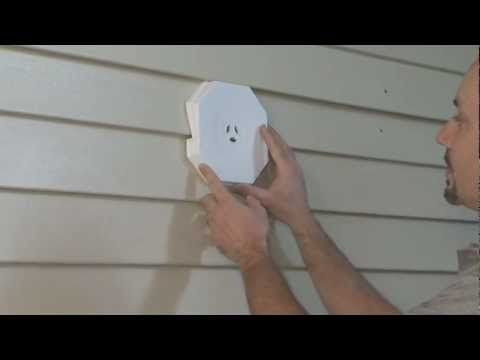 How To Install A Retractable Awning On Vinyl Siding PYC Awnings