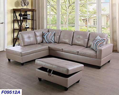 Sectional Sofa Connector Bracket Sectional Sofa In A Box Furniturejakarta Furnitureinterior Sec In 2020 Sectional Sofa Faux Leather Sectional Leather Sectional Sofa
