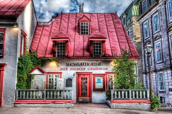 The historic Maison Jacquet, one of the largest houses in upper-town in its day and the oldest in Quebec, was built in 1675-76.