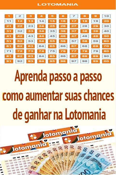 Pin De Rozilani Marques Em Combinacao Lotomania Lotomania Como