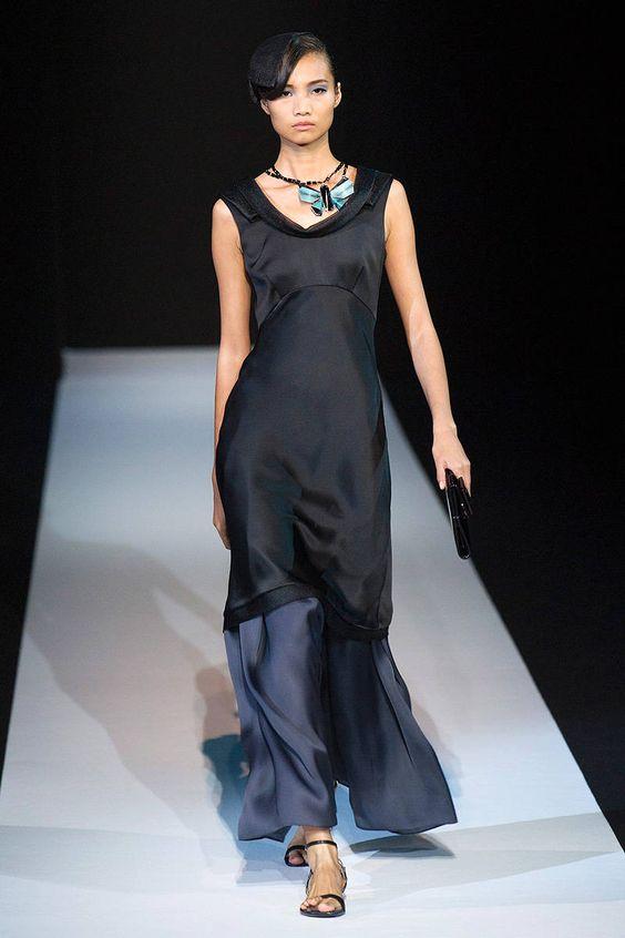 Giorgio Armani Spring 2013 Ready-to-Wear Collection