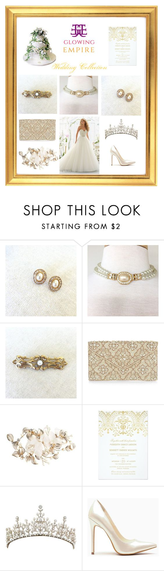 """The Wedding Collection"" by glowingempire ❤ liked on Polyvore featuring Monsoon and Wedding Belles New York"