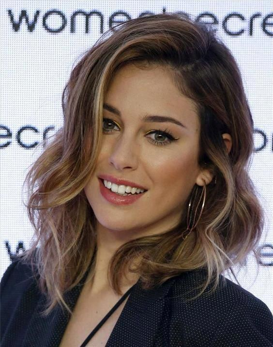 Tired Of Hair Color, No Change? Check Out The Hottest Hair Color – Page 10 – Hairstyle #shortombrehair #ombrebobhair