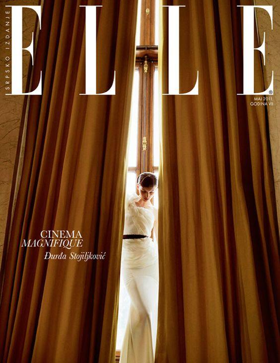Elle Serbia May 2011
