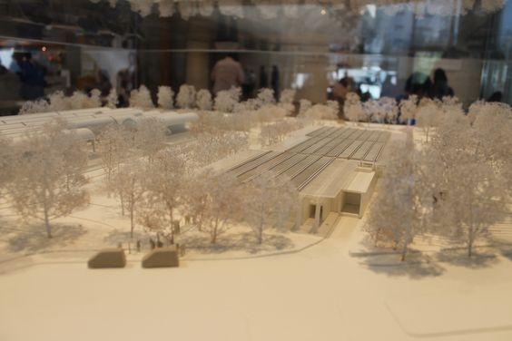 Renzo Piano - New addition to Kimbell Art Museum