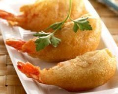 Beignets de crevettes - Une recette CuisineAZ