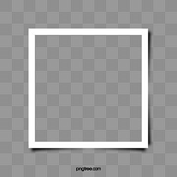 White Square Frame Border Border Clipart Frame Frame Picture Png Transparent Clipart Image And Psd File For Free Download En 2021 Marcos Para Fotos De Boda Pintar Marcos De Cuadros Bordes