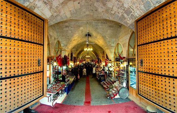 Bedestenler, Gaziantep, Turquía