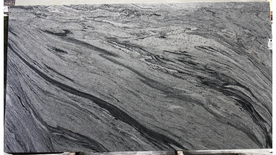 Viscount White Granite Slab Polished 3cm from India