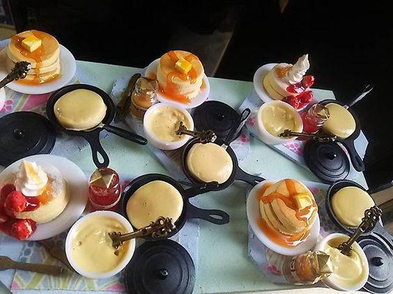 #💖💖💖💖🌈💖💖💖💖パンケーキ作りセットsaleにて限定5セットのみ販売です。 #ミニチュア #ドールハウス #フェイクスイーツ  #スイーツ #スイーツデコ  #再販売なし #カフェ #パンケーキ #フルーツ #ケーキ #miniature #takakoleo072で検索お願い致します  #doll #cafe #crafts #japon #JAPAN #fruits