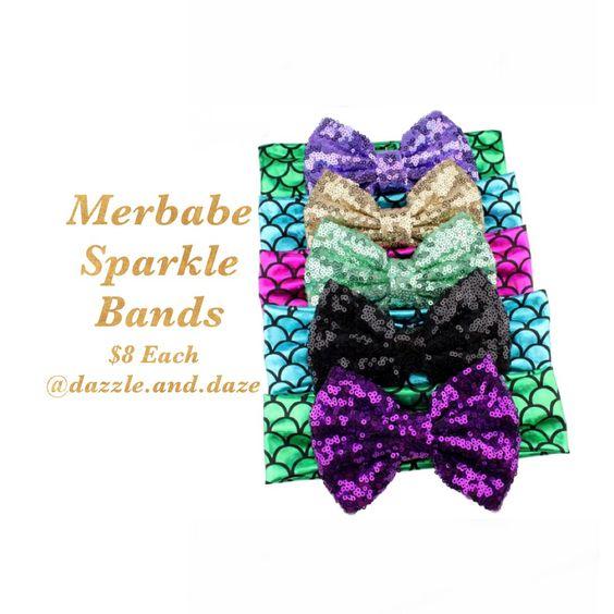 Dazzle.and.daze — Merbabe Sparkle Bands