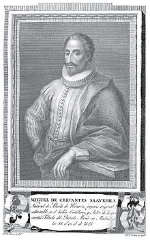 Miguel de Cervantes - Wikipedia, the free encyclopedia (Not looking terribly Nordic, here.)