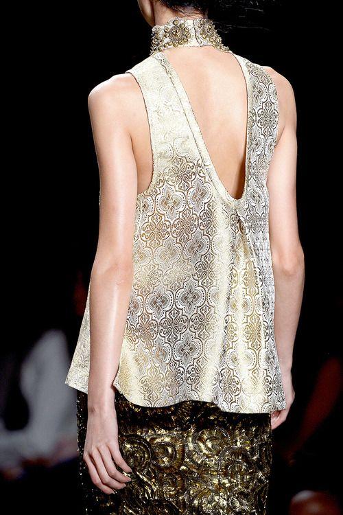 New York Fashion Week SS 2013, Vera Wang
