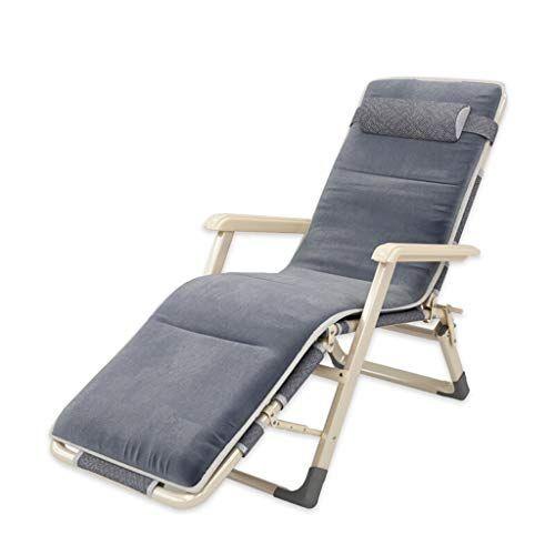 Yhz Chaise D Exterieur Chaise De Loisirs Chaise Pliante Chaise De Peche Chaise Paresseuse Lit Pliant Lit De Dejeuner Lit Simple Chaise De Plage Lit De Sieste A Chaise Pliante Chaise De