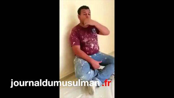 La récitation du Coran de cet ouvrier du bâtiment est surprenante
