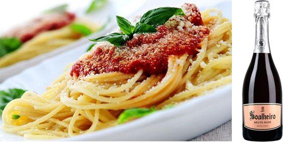 Os sabores de Itália combinam com #Soalheiro! The flavors of Italy blend with Soalheiro! #Gastronomia #Gastronomy #Itália #Italy