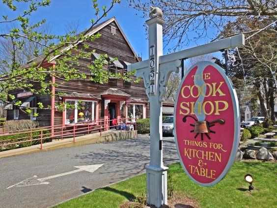 The Cook Shop, Brewster, Cape Cod