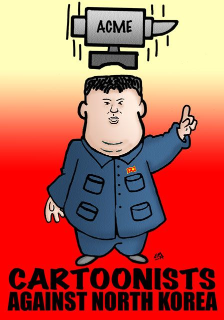 My response to North Koreas cyber attack on SONY.