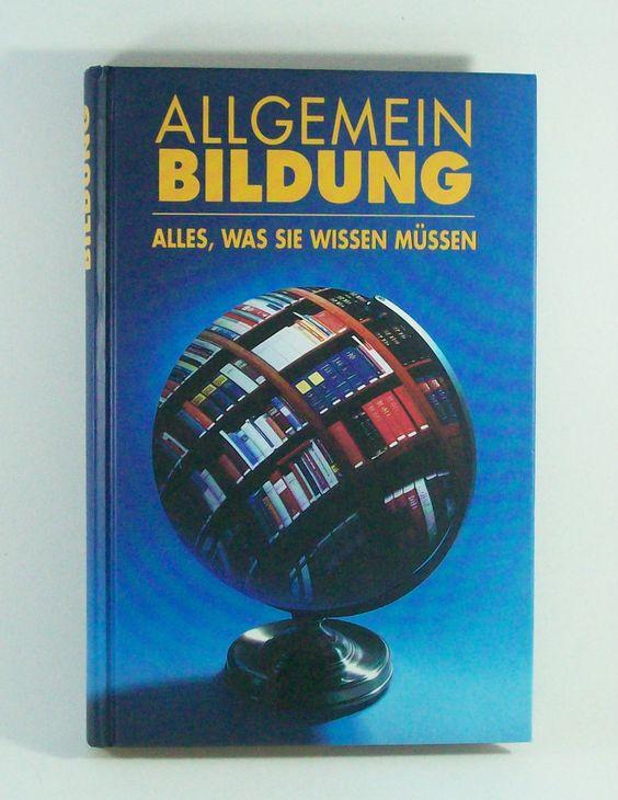 #Allgemeinbildung Alles, was Sie #wissen müssen von #Ebert #Peter #Buch #eBay #Deutschland