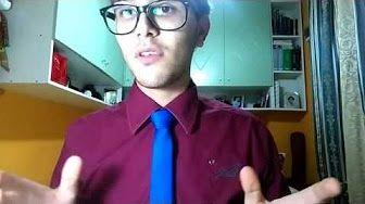 La cravatta. Come fare il nodo semplice - YouTube