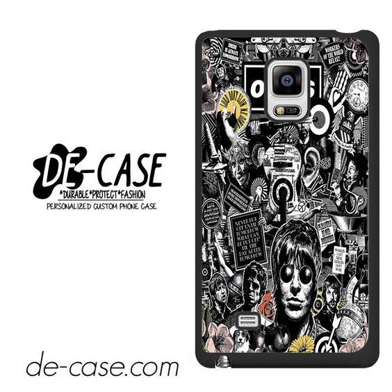Oasis Liam Noel Gallagher Britpop And Knebworth Rise DEAL-8065 Samsung Phonecase Cover For Samsung Galaxy Note Edge
