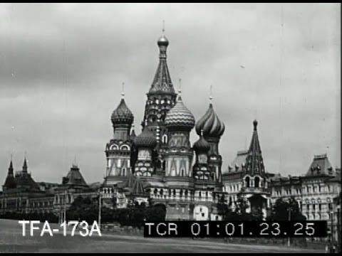 Channel 3: Moscow (1986)   Life in the Soviet Union - YouTube