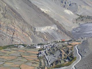 Jomsom and Muktinath trek is a part of the Annapurna circuit and perhaps the single most popular trek in Nepal. The diverse landscapes and cultures found along this trekking route give the perfect insight into the rural life of Nepalese people. The main feature of this trek is walking through the gorge carved by the Kali Gandaki River, which carries water from the Tibetan plateau to eventually join the Ganges in India.
