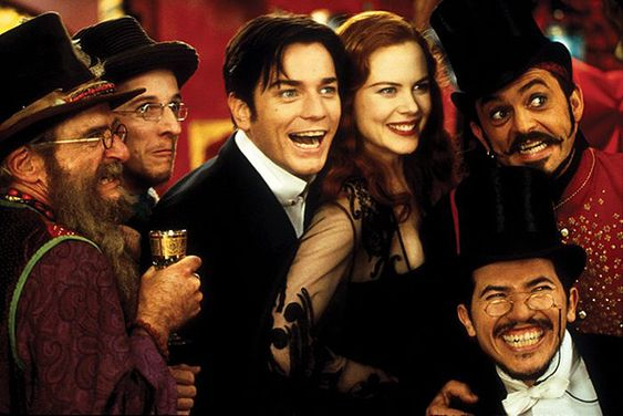 Moulin Rouge 2001 | Foro de Cine - Moulin Rouge (2001) Moulin Rouge, amor en rojo - Cine ...