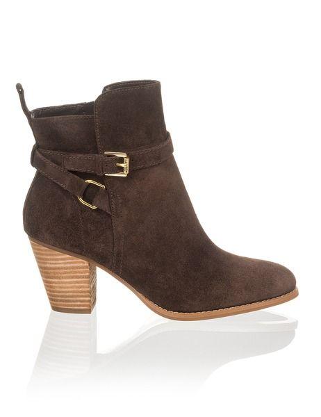 Lauren Ralph Lauren Macie - braun - Gratis Versand | Schuhe | Boots & Stiefeletten | Online Shop | 1623606682