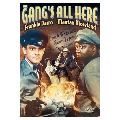 THE GANGS ALL HERE MOVIE