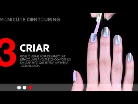 Beauty Tips da Sephora: Como fazer Manicure Contouring? - YouTube