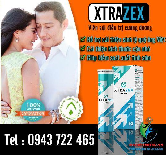 Theo thông tin nhận được Xtrazex là viên sủi thực phẩm chức năng giúp nam giới cải thiện sinh lý lấy lại cuộc sống vui tươi. Vậy Xtrazex giá bao nhiêu hãy cùng bacsitinhyeu.vn tìm hiểu nhé ! #xtrazex #xtrazexgiabaonhieu