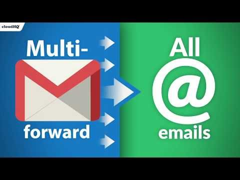 Are You Wanting To Transfer Your Emails This Is A Simple And Fast Way To Transfer Emails To A Different Email Address Within In 2020 Email Forwarding Cloud Data Email