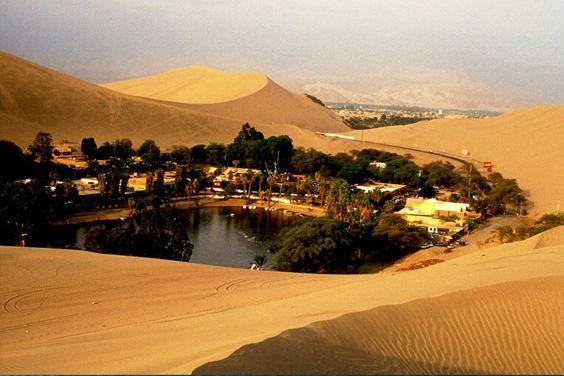 DesertoIca, Peru