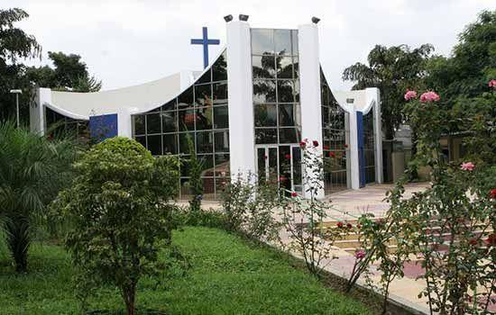 Capela Santa Rita, em São Caetano do Sul