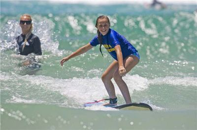 Surfers suffering from cystic fibrosis gave medical researchers a clue about the benefits of salt aerosol