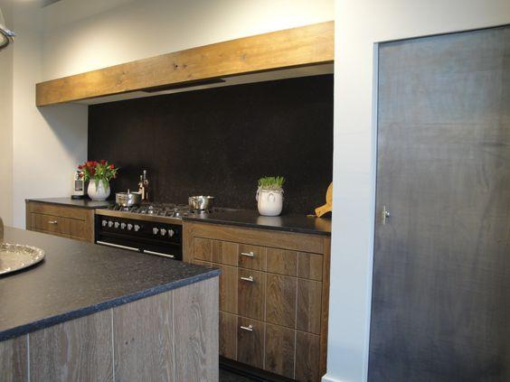 Stoere landelijke handgemaakte keuken. #Apeldoorn ...