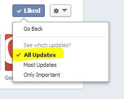 Facebook update – never miss another deal or freebie post again!