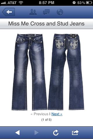 Miss Me Jeans http://www.rivertrailmercantile.com