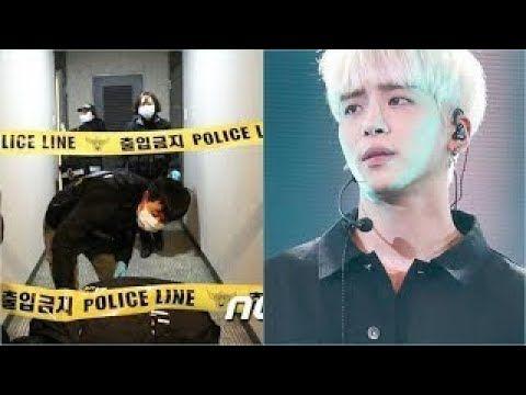 How Did Kim Jong Hyun Die Shock As The Lead Singer Of Korean Boyband Sh Jonghyun Shinee Lead Singer
