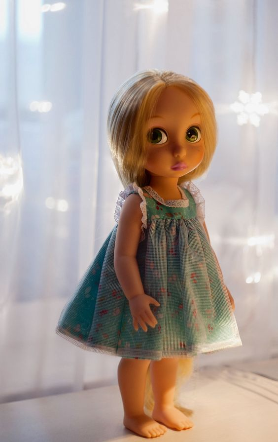 Disney Animator Doll