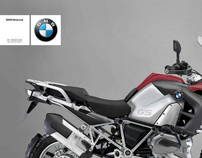 "Check out new work on my @Behance portfolio: ""BMW R 1200 GS ADVENTURE SPORT"" http://on.be.net/1Q6gWw2"