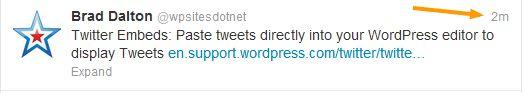 Adding Tweets In WordPress Posts