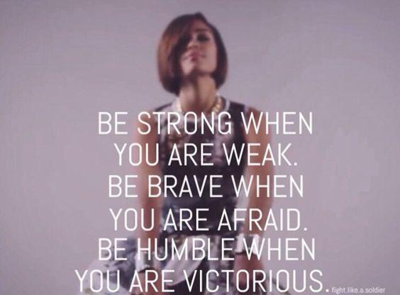 Brave   Moriah Peters