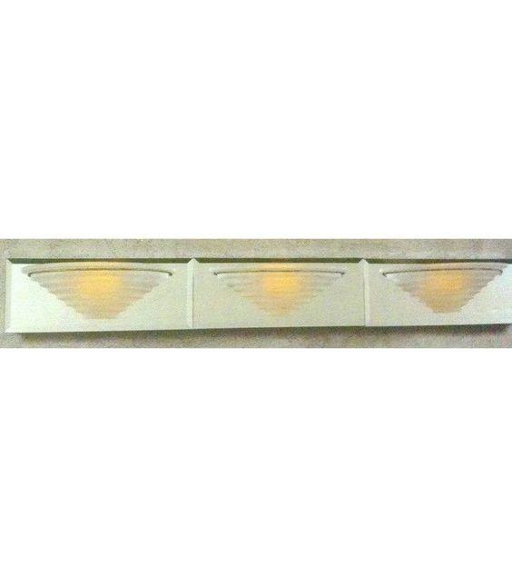 Checkolite Lighting 4003-15 CH Three Light Halogen Bath Wall Vanity Mirror Light in Polished Chrome Finish