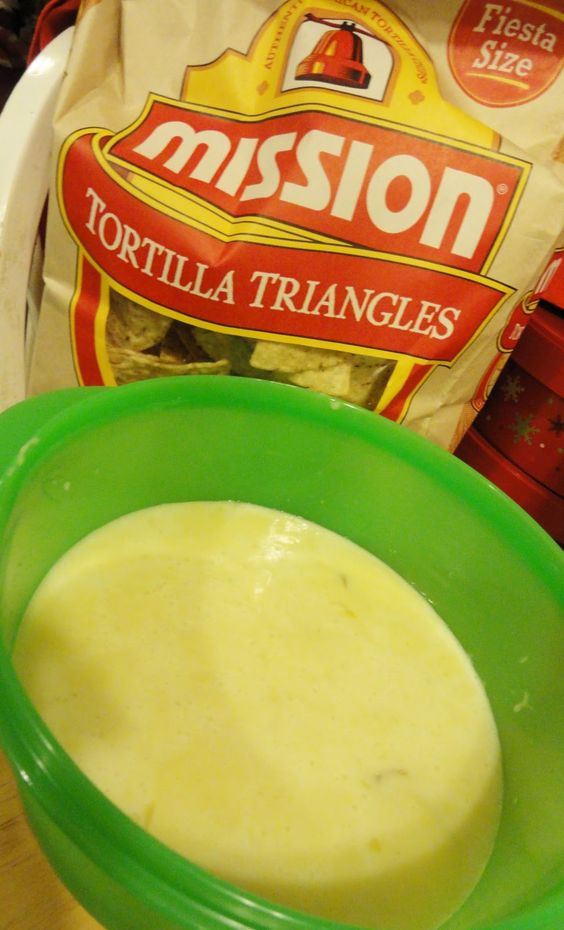 how to make cheese dip like mexican restaurants