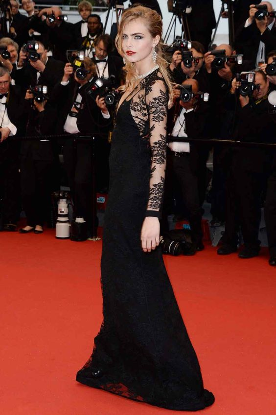 Cannes Best Dressed 2013 - Red Carpet Looks