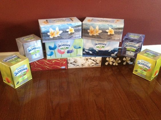Scotties Facial Tissue ~ Like No Other and My New Favorite Brand! Review & Giveaway + $25 Gift Card (US)