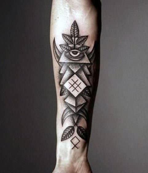 155 Forearm Tattoos For Men With Meaning With Images